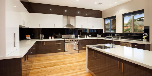 Kitchen - Oakleigh East Residential Builders