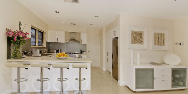 Kitchen - Clayton Residential Builders