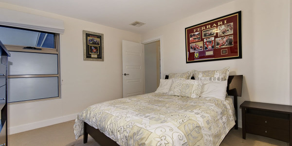 Bedroom 2 - Clayton Residential Builders
