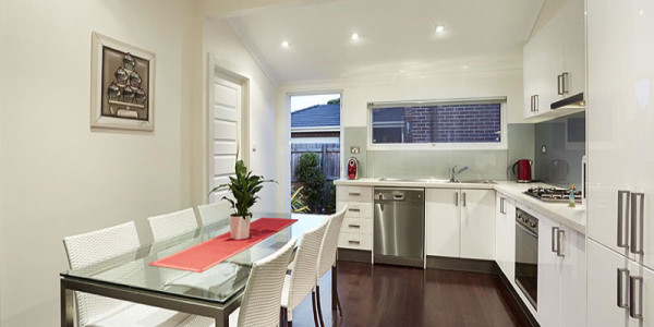 Dining - Clayton Residential Builders