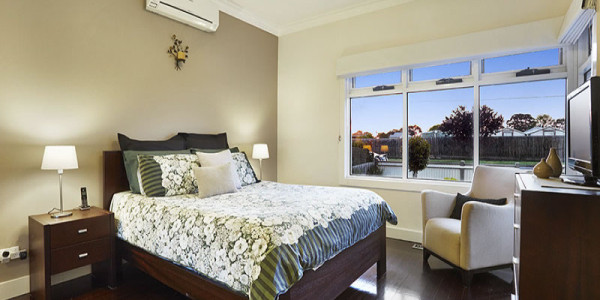 Bedroom - Clayton Residential Builders