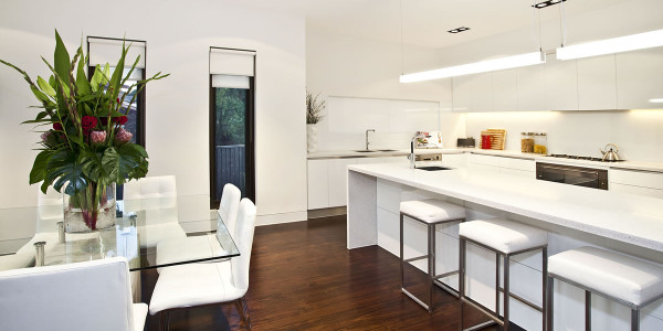 Kitchen & dining - Mount Waverley Residential Builders