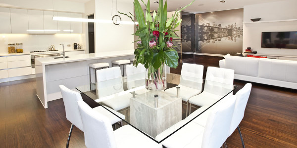 Dining - Mount Waverley Residential Builders