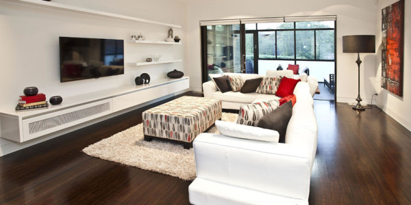 Lounge 3 - Mount Waverley Residential Builders