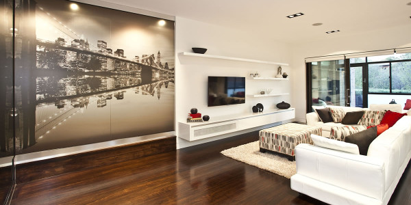 Lounge 4 - Mount Waverley Residential Builders