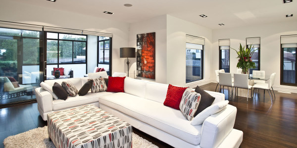 Lounge 5 - Mount Waverley Residential Builders