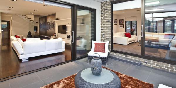 Outdoor Lounge - Mount Waverley Residential Builders