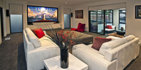 Cinema 2 - Mount Waverley Residential Builders