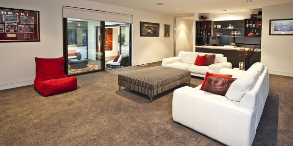 Cinema 3 - Mount Waverley Residential Builders