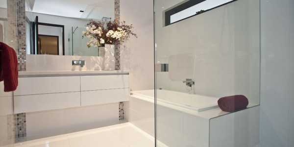 Bathroom 2 - Mount Waverley Residential Builders