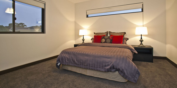 Bedroom - Mount Waverley Residential Builders