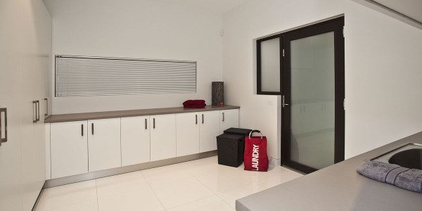 Laundry - Mount Waverley Residential Builders