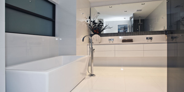 Bathroom - Mount Waverley Residential Builders