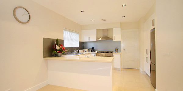 Kitchen 3 - Clayton Residential Builders