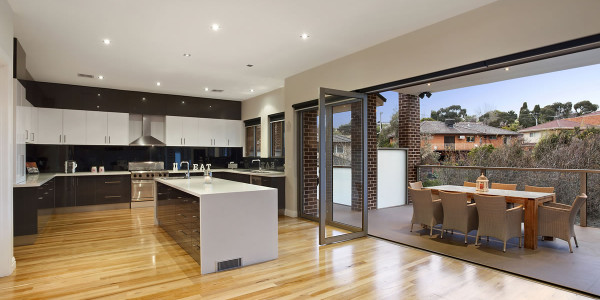 Kitchen 2 - Oakleigh East Residential Builders