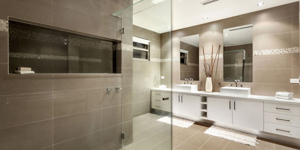 Bathroom - Oakleigh East Residential Builders