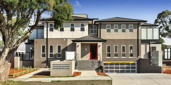 Street view - Clayton Residential Builders