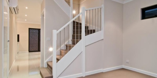 Stairwell - Clayton South Residential Builders