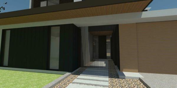 Close up - Mount Waverley residential builders