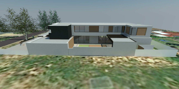 Right Side View - Mount Waverley residential builders