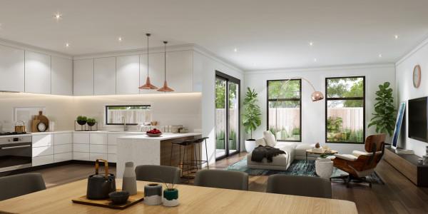 Interior - Oakleigh East Residential Builders
